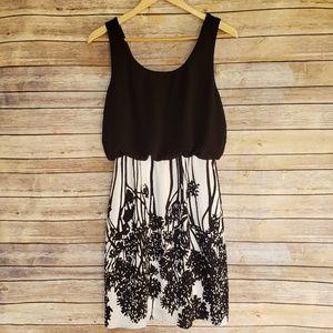 🌿Alya Black & White Dress Size M🌿